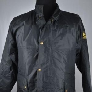 "Belstaff ""Townmaster 90"" Black Jacket"